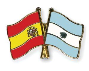 argentine espagne